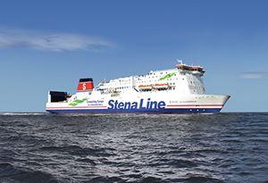 Faerge Til Sverige Stena Line