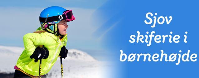 18f27833d Sjov og hygge med børnene på ski