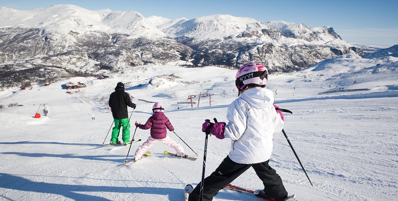 45c8528a5 Skiferie Norge - tag på ski i Norge med Stena Line
