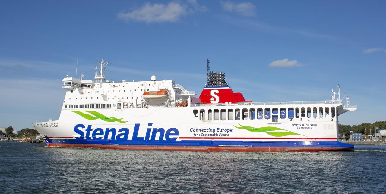 stena line fartyg